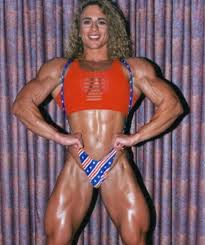 steroid-woman