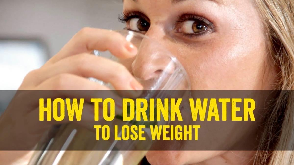 Bagaimana Cara Minum Air untuk Detox dan menurunkan berat ...