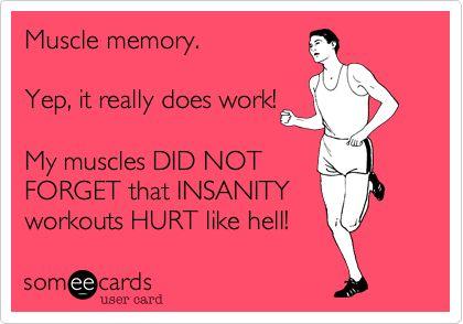 muscle-memory