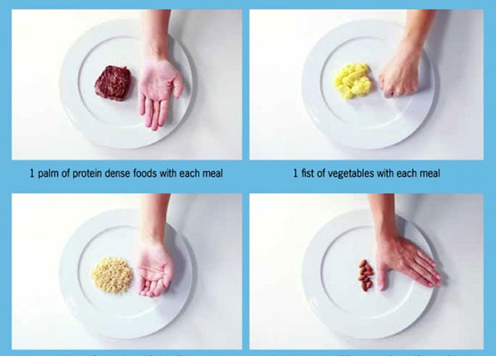 protein dibutuhkan